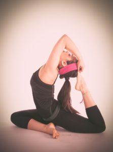 Yoga Körper etwas für sich tun